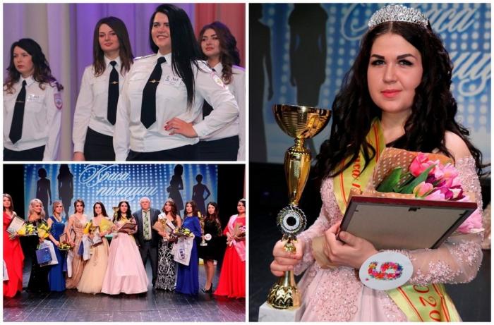 Победительницу конкурса «Краса полиции» затравили из-за внешности