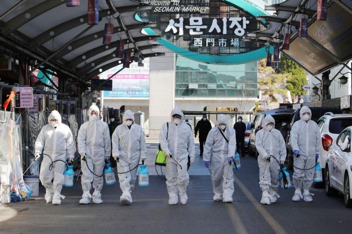 Интересные снимки из Южной Кореи