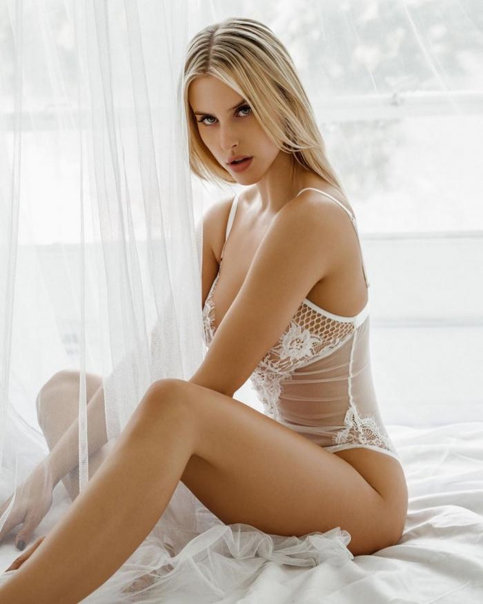 Сексуальные девушки в нижнем белье