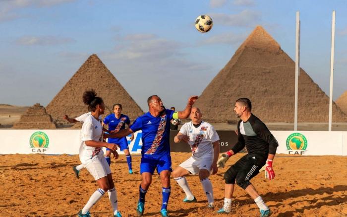 Интересные снимки из Египта