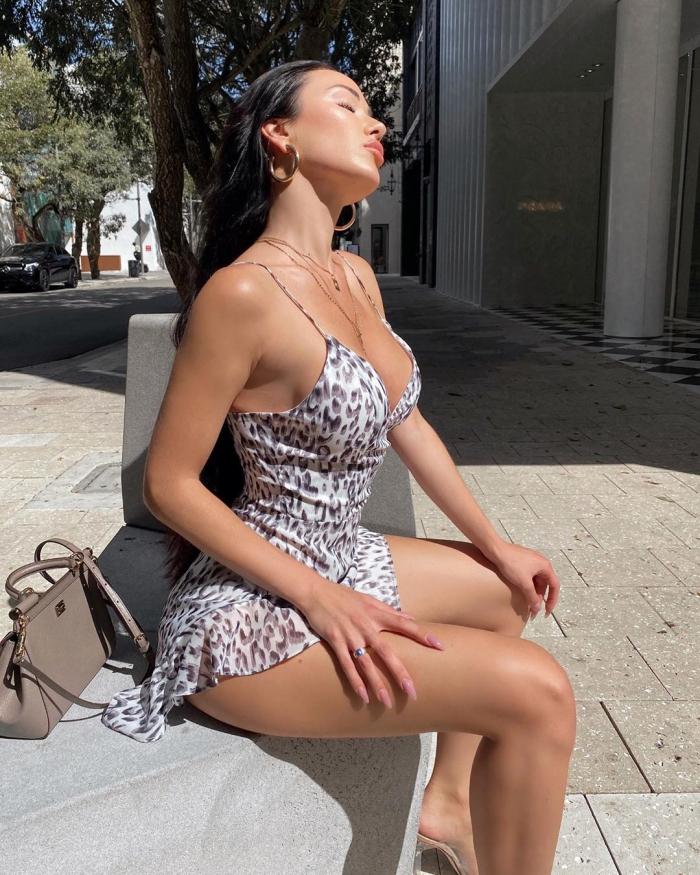 Нина Сереброва на фото в Instagram