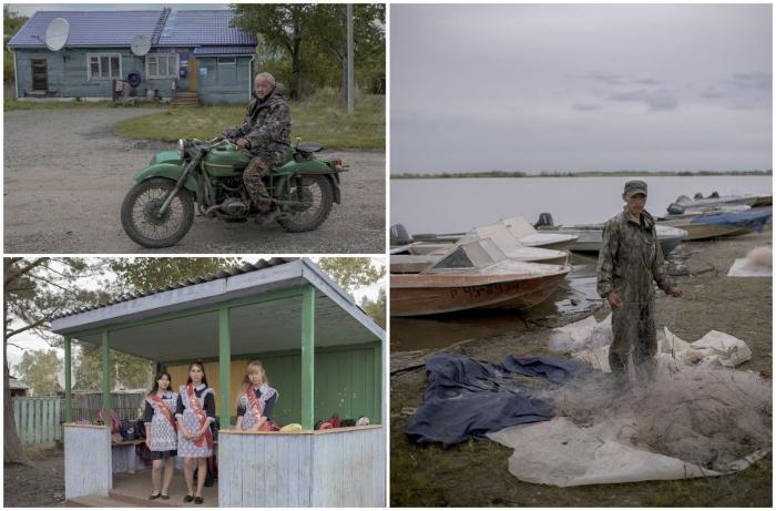 Люди этой земли: Жизнь нанайцев на снимках Алексея Павлова
