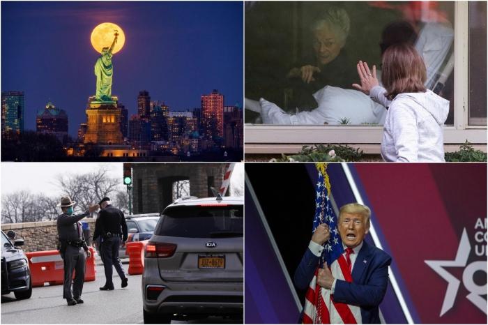 Интересные снимки из США