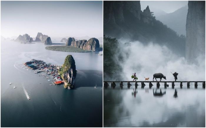 Замечательные фотографии из путешествий Джордана Хаммонда