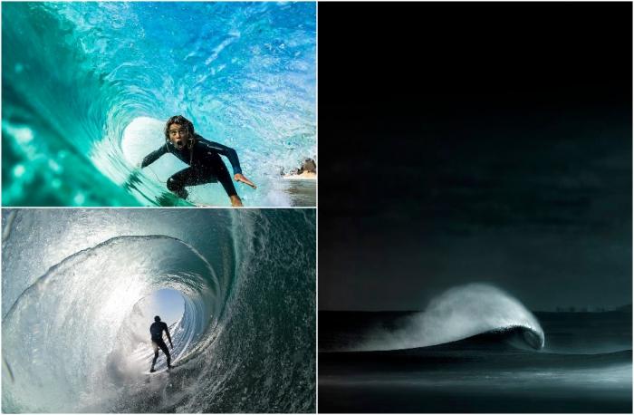 Лучшие работы фотоконкурса Nikon Surf Photo