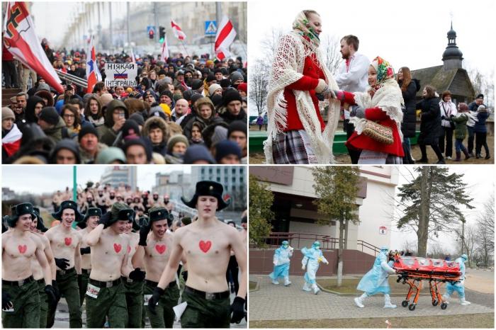 Интересные фото из Беларуси