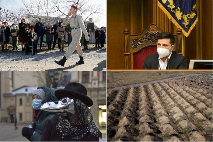 Интересные кадры из Украины