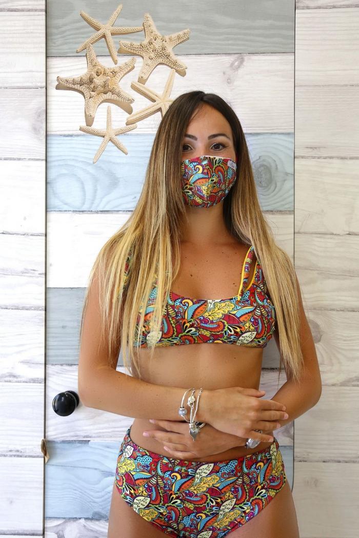Трикини — новый тренд пляжной моды