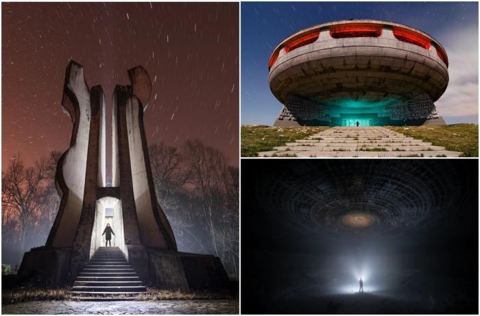 Другая цивилизация: заброшенные советские памятники