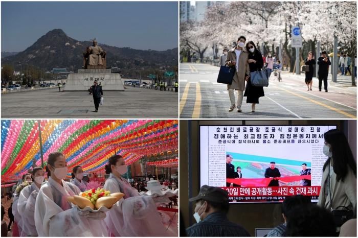 Интересные фотографии из Южной Кореи