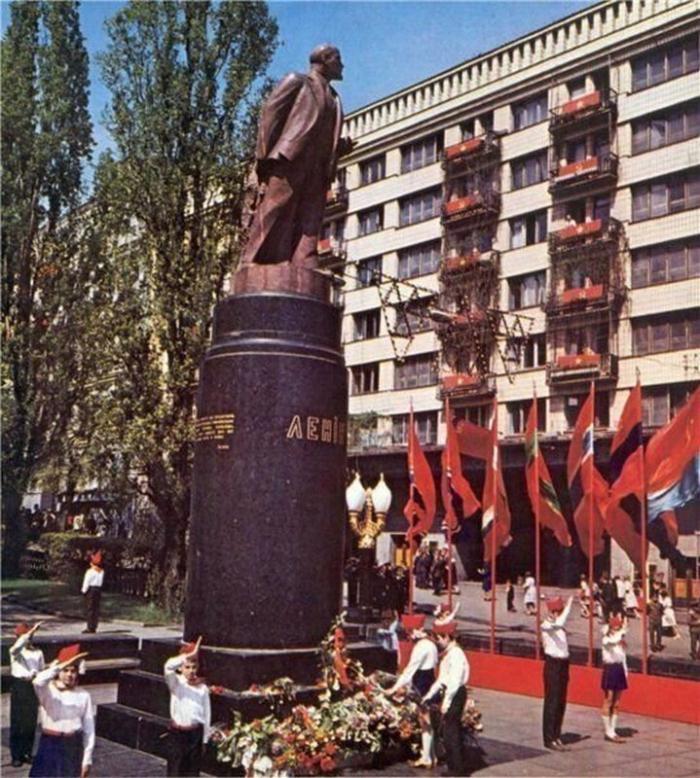 Фотографии из советского прошлого