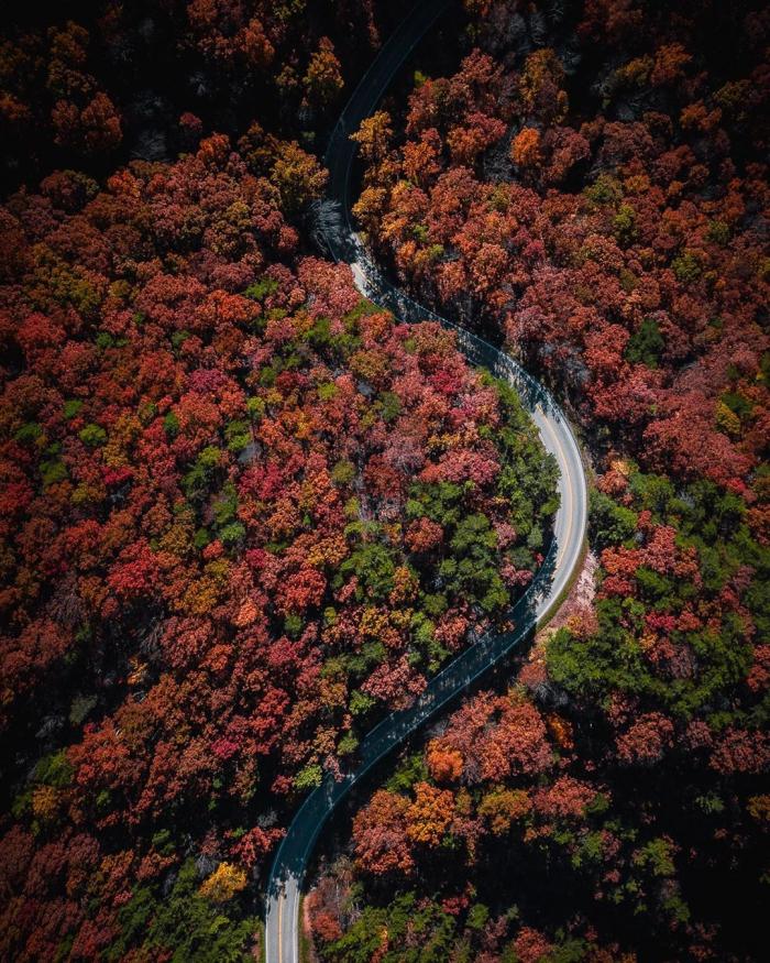 Красивые снимки из путешествий Зака Левковича