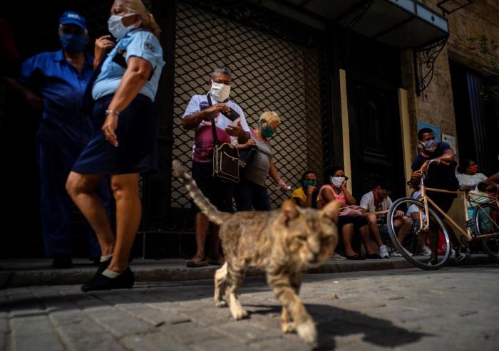 Интересные фото, сделанные на Кубе