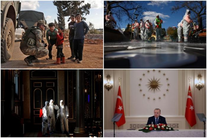 Интересные снимки из Турции
