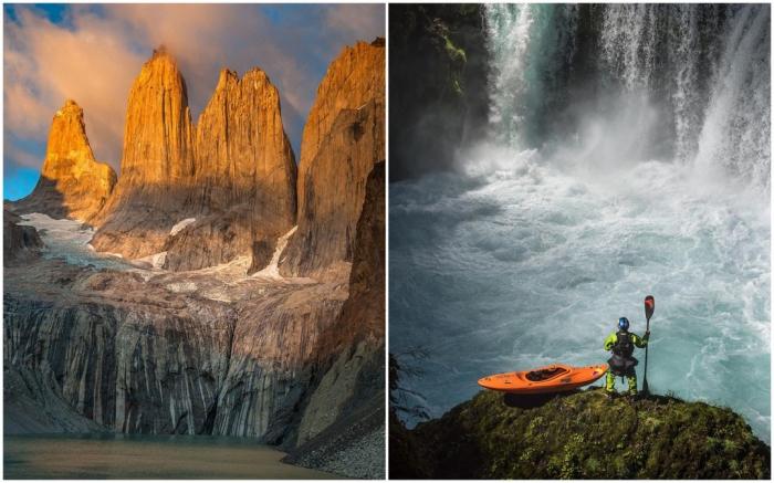 Захватывающие снимки из путешествий Майкла Кларка