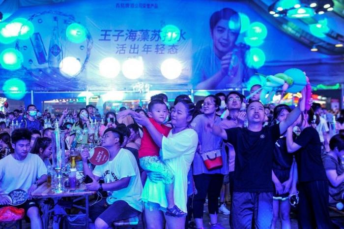 Ежегодный фестиваль пива в Циндао