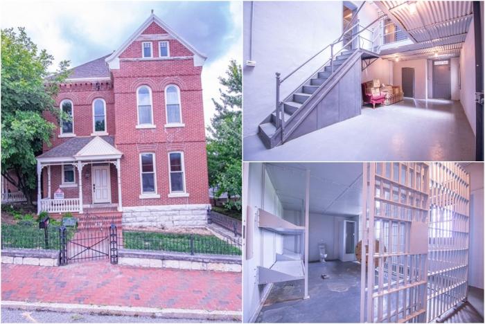 В штате Миссури продается дом с тюрьмой в подвале за $350 000