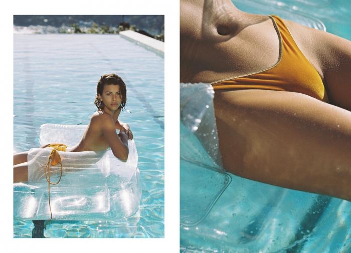 Лето, солнце и девушки: горячие фото Кэмерона Хэммонда