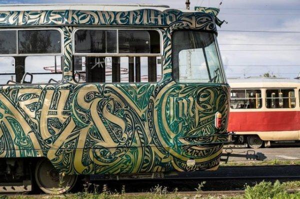 Новый взгляд на русский трамвай