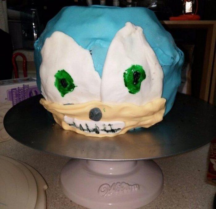 Эти веселые тортики могут напугать до икоты!