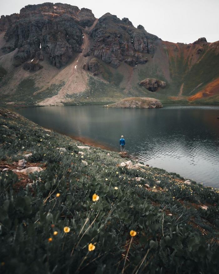 Путешествия и приключения на снимках Энди Ву