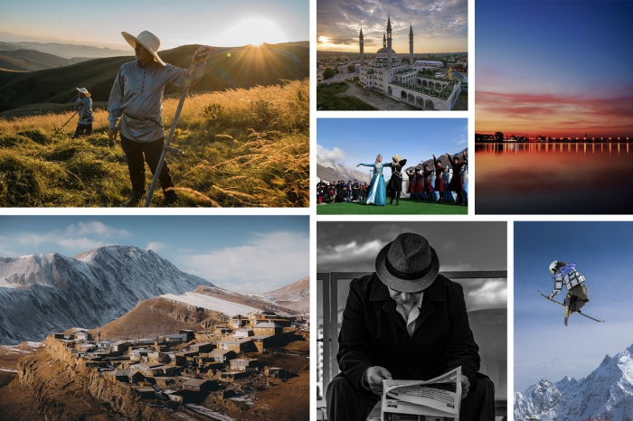 Победители фотоконкурса «Кавказ без границ»