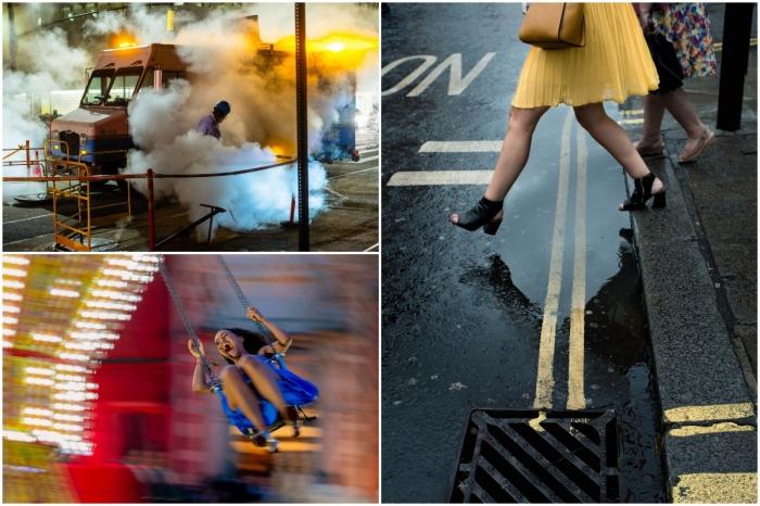 Увлекательные уличные снимки Крейга Уайтхеда