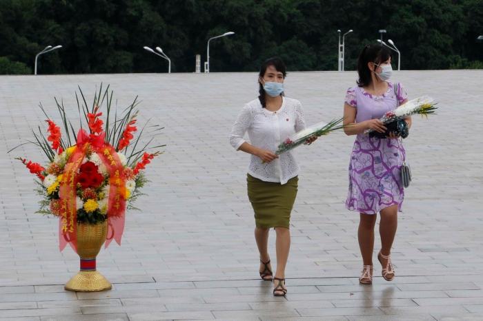 Интересные фотографии из Северной Кореи