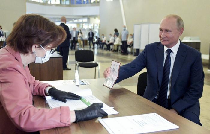 Интересные снимки из России