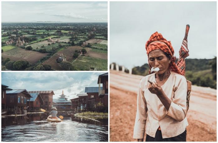 Жители Мьянмы: фотопроект о повседневной жизни бирманцев