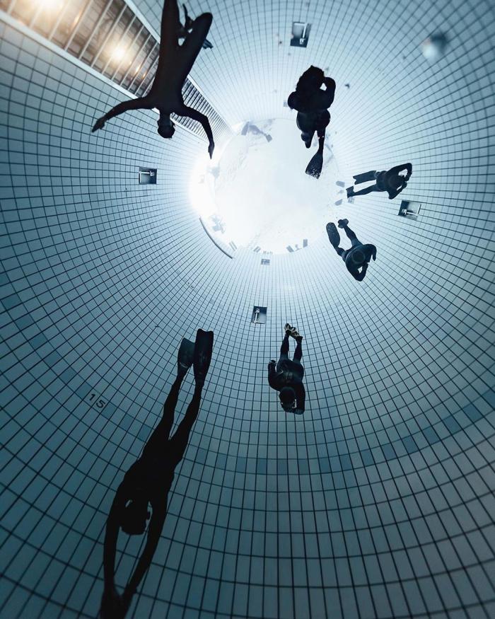 Увлекательные подводные снимки Лорана Фарже