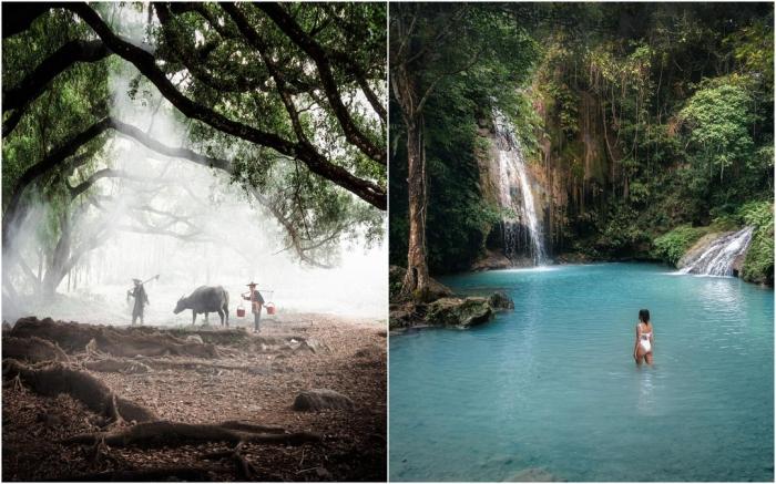 Замечательные фотографии из путешествий Йонаса Хорнехея