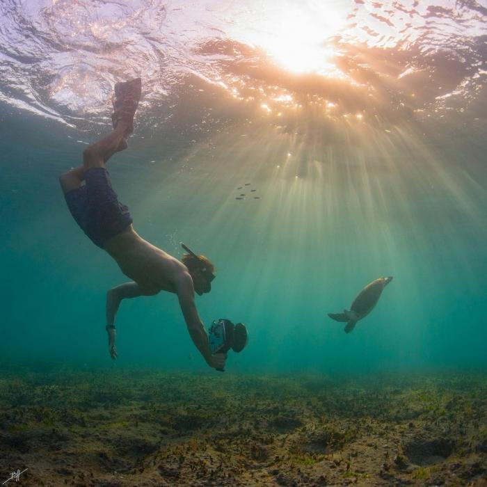 Замечательные снимки из путешествий Бена Хикса