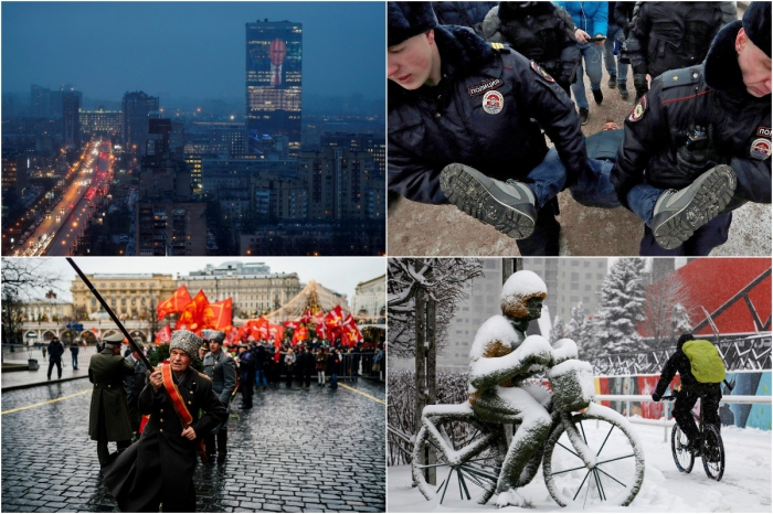 Интересные фотографии из России