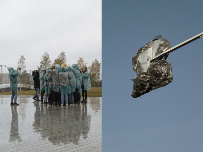Интересные совпадения на снимках Полины Чернэ Ерохиной