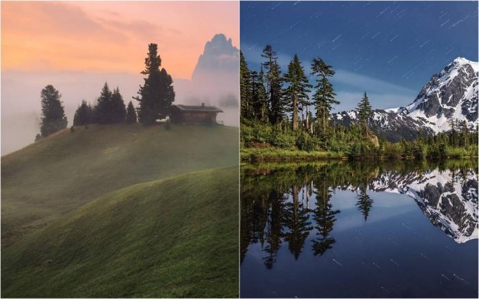 Красивые снимки из путешествий Лукаса Фурлана