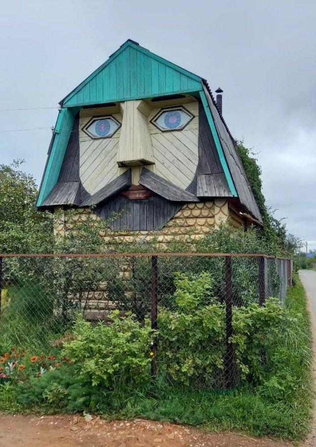Странная и загадочная архитектура России