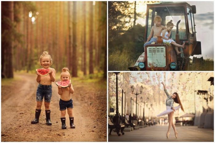 Замечательные снимки дуэта семейных фотографов