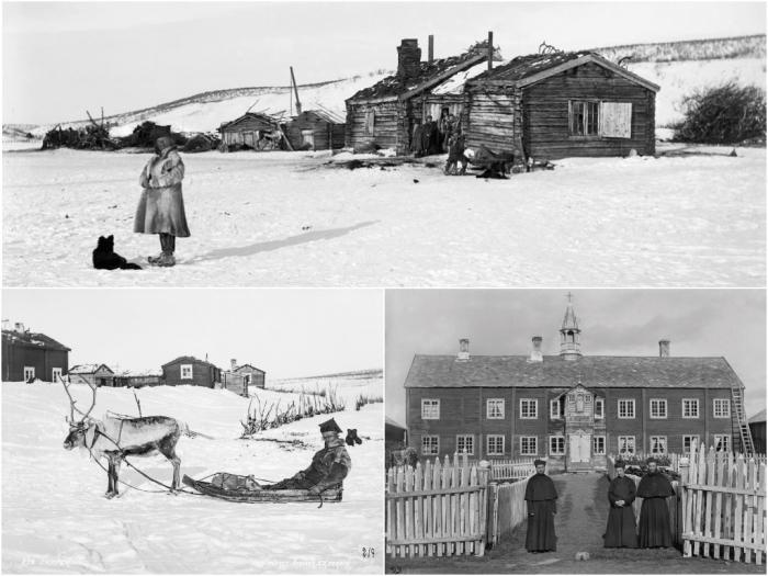 Лапландия 19-го века на снимках Софуса Тромгольта
