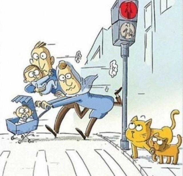 """Шутки и истории про """"яжматерей"""" и детей"""
