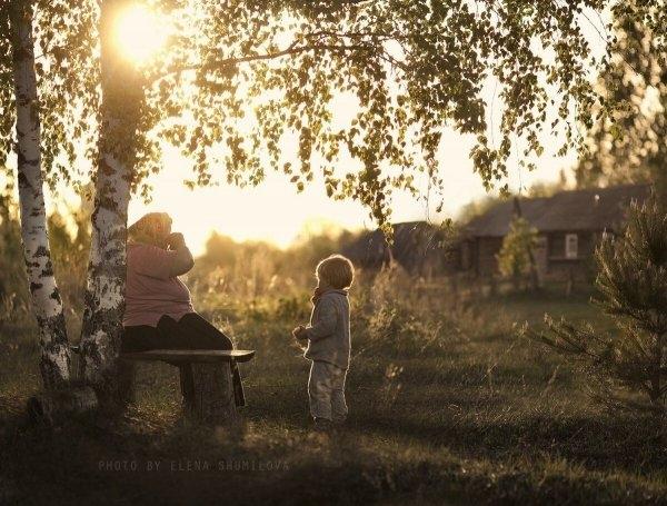 Деревня. Лето