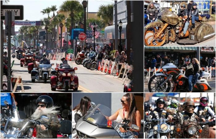 Bike Week 2021: 300 000 байкеров прибыли в Дейтона-Бич