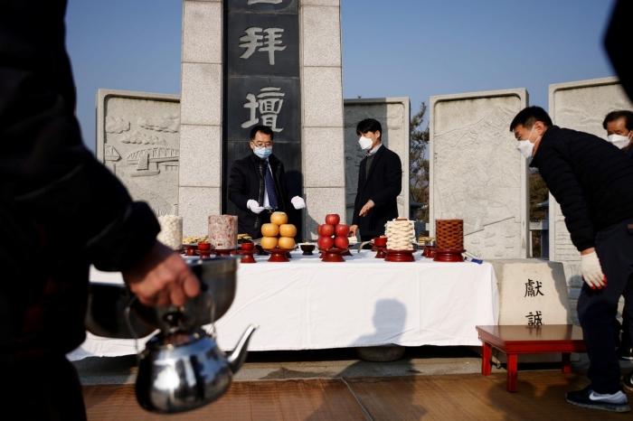 Интересные фото из Южной Кореи