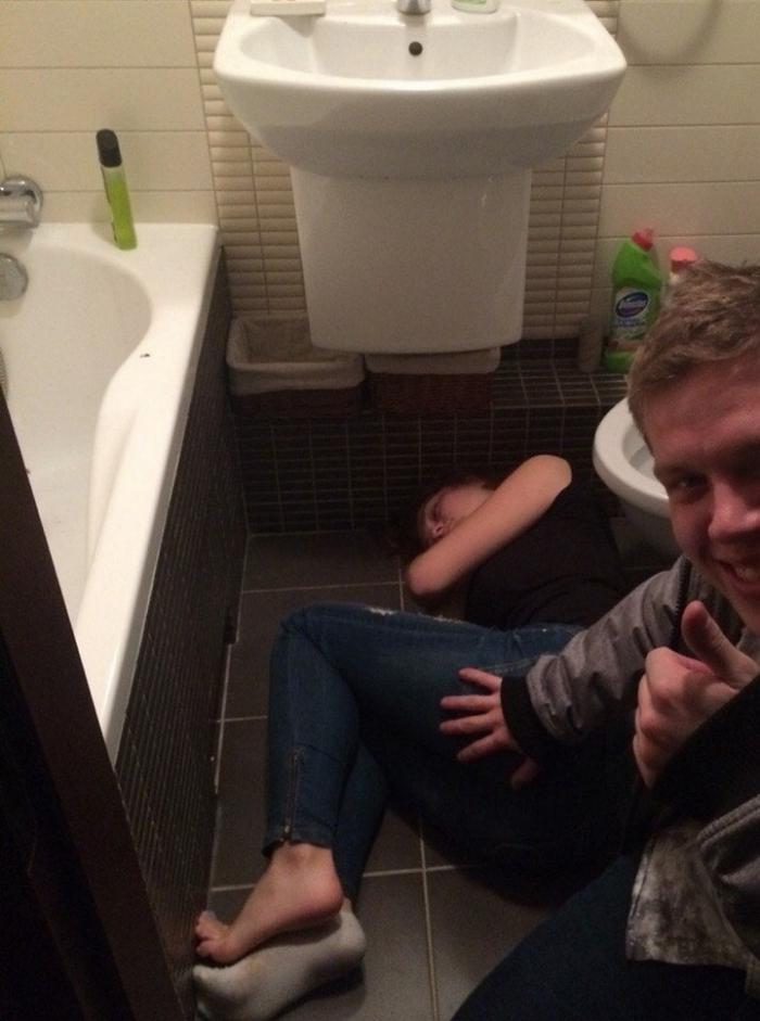 Забавы молодых пьянки, гулянки, вписки