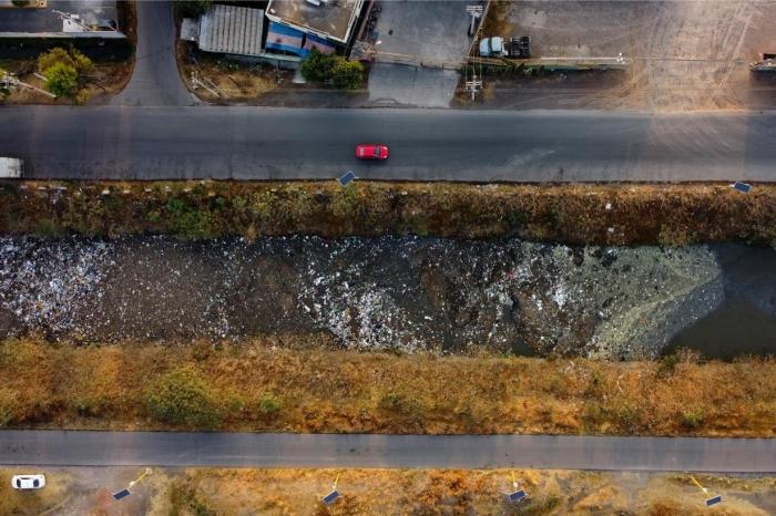 Вид сверху: загрязненные воды по всему миру