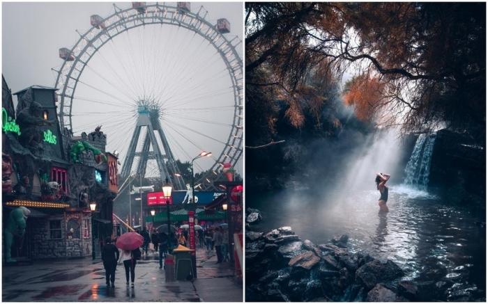 Красивые уличные фотографии Лаймона Фана