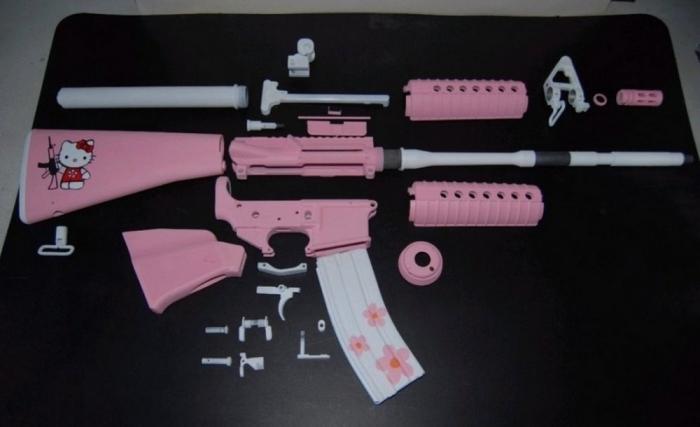 Странное и необычное оружие