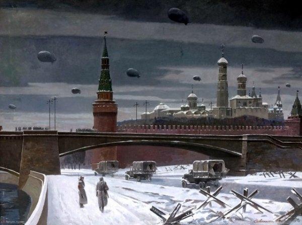 Картины про войну