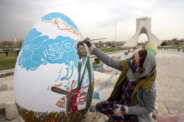 Интересные фотографии из Ирана