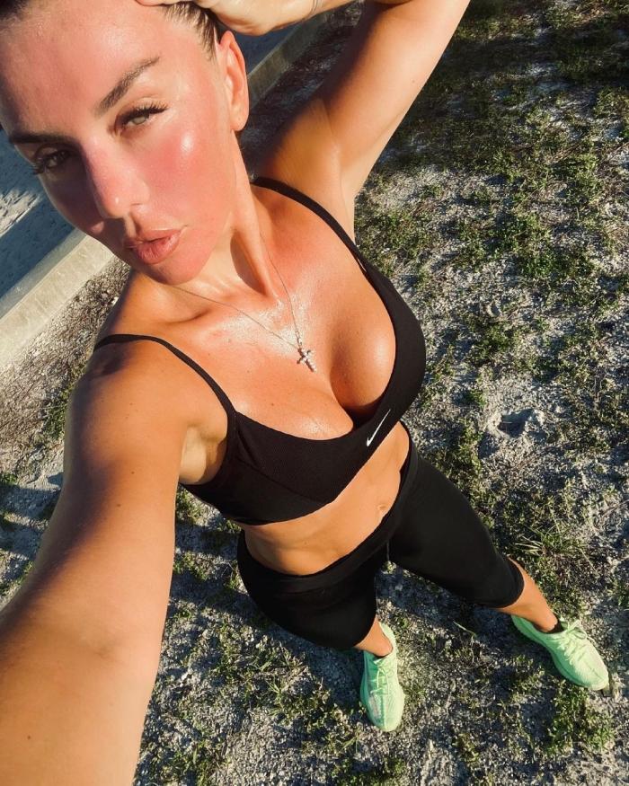 Анна Седокова на фото в Instagram